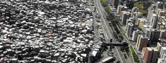 Fractal analysis of urban sprawl